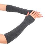 Knitted Gloves For Girls/Women,Y56 Winter Wrist Arm Hand Warmer Knitted Long Fingerless Gloves Mitten