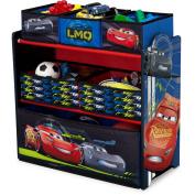 Delta Children Multi-Bin Toy Organiser, Disney/Pixar Cars