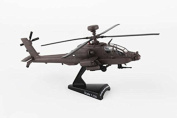 Daron Postage Stamp Die Cast AH64D Apache Long Bow US Army Helicopter Kit