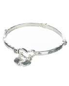 Mother & Daughter Heart Charm Bracelet by Jewellery Nexus Mothers & Daughters Share an Everlasting Bond
