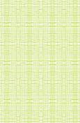 Jane Makower Cotton Dress Fabrics Switch Cheque Lime