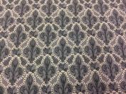 Jane Makower Cotton Dress Fabrics – Geometrics & Lace Stories Medievil Fleur De Lys G50