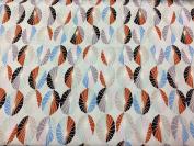 Jane Makower Cotton Dress Fabrics – Seaside Collection - Parasols T15