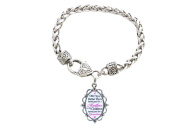 Only Thing . Mother Grandma Silver Bracelet Jewellery Gift