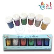 ARK Craft Glitter Shaker Tubes for Craft & Art Supplies