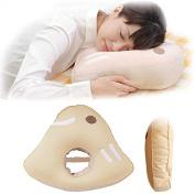 Bazaar Irregular Multifunction Particle Cotton Nap Pillow Back Cushion