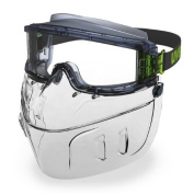 Uvex Ultravision Faceguard Safety Mask