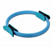 Topeakmart Premium Pilates Ring Full Body Toning Fitness 36cm Magic Circle - Powerful Resistance