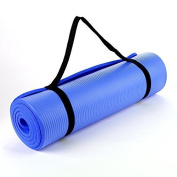 TNP Accessories® Thick Cushioned Pilates and Yoga Mat 182cm x 60cm x 16mm