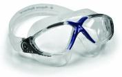 Aqua Sphere Vista Swimming Mask, Goggle - Made In Italy, Unisex
