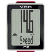 VDO M2 Cycle Componentuter - Black