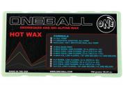 One Ball Jay X-Wax Cold -Snowboard Wax - 750g