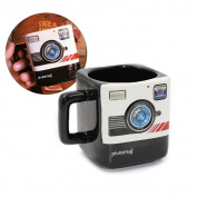 HanDingSM Coffee Mug,Ceramic Retro photomug Funny camera mug Home/Office Tea Cup Water Cup,Gift Idea for Photographers friend,family,all Festival
