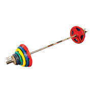 ORC300S Coloured 140kg Olympic Set