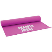 Sharper Image(R) SI-YM-1000-PNK 10mm Foam Exercise Mat