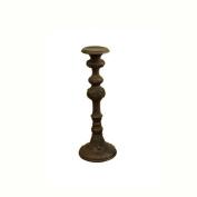 XQ Candlestick Resin Decoration Living Room Decorative Iron ( Size : M