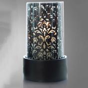 XQ Candlestick European Simple Openwork Iron Art Retro
