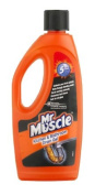 500ml Mr Muscle Sink and Plug Unblocker DGN