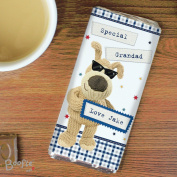 Personalised Boofle Stars Chocolate Bar Personalised This Is A Tasty Treat That Hes Sure To