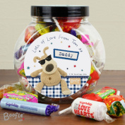 Personalised Boofle Stars Sweet Jar Personalised This Is A Tasty Treat That Hes Sure To Enjoy