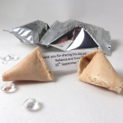 Personalised Wedding Icebreaker Fortune Cookies