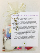 Step-Mother Of The Bride Survival Gift Kit Thank You Gift/Present Favour For Wedding Day