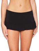 Robin Piccone Women's Lina Skirted Swimsuit Bikini Bottoms