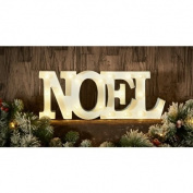 Room At Christmas Time Themed Light Up Words - NoeL