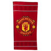 Manchester United towel 1.50 x 0.75m