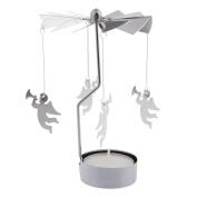 Rotary Tealight Translucidus Candle Holder Metal Light SOMESUN Spinning Carousel Home Decor Gift