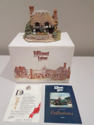 Lilliput Lane Marrigold Meadow, Made In England
