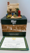 Lilliput Lane Swan Green, Made In England