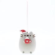 GUND Pusheen Meowy Ornament, RESIN, Multi-Colour, 6.5 x 6.5 x 7 cm