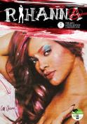 Imagicom imacal213 Wall Calendar of Rihanna, Paper, Red, 0.1 X 30.5 X 42.5 Cm