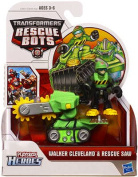 Playskool Heroes Transformers Rescue Bots Walker Cleveland and Rescue Saw