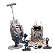 McFarlane Halo Micro Ops Series 1 ODST Drop Pods Mini Figure