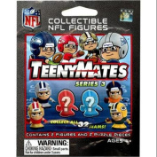 TeenyMates Collectible NFL Figures Series 3, 1.0 KIT