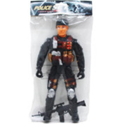 DDI 2184529 27cm . Police Action Figures