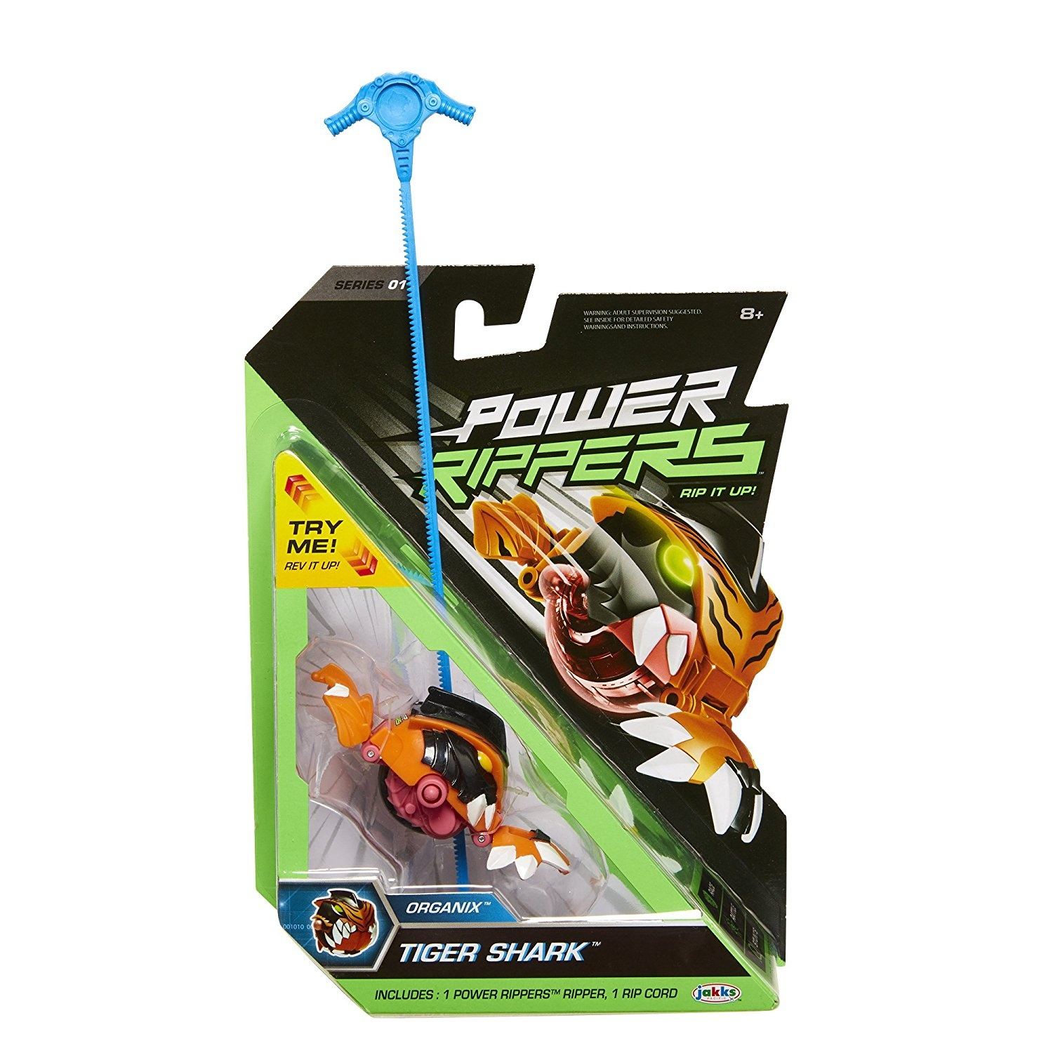 Power Rippers Tiger Shark