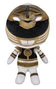Funko Power Rangers White Ranger Plush Toy