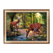 ChengYa Deer 5D Diamond Embroidery DIY Painting Cross Stitch for Home Decoration