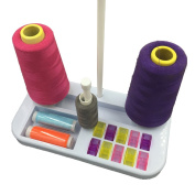 Embroidery Thread Spool Holder Stand Sewing Machine Accessories