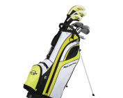 New Ray Cook Golf- 2015 Silver Ray Teen Complete Set With Bag Graph/Steel