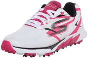 NEW Skechers Go Golf Blade White/Pink/Black Womens Size 7.5 Golf Shoes