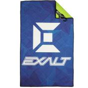 Exalt Paintball Microfiber Goggle Cloth - Team Size - Crystal Blue