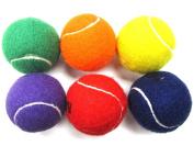 Coast Athletic Colour Tennis Balls