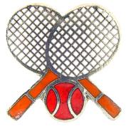 Tennis Rackets Pin 2.5cm