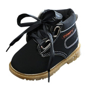 Colourful TM Children Fashion Boys Girls Martin Sneaker Winter Thick Snow Baby Casual Boots Shoes