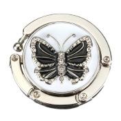 Fashion Butterfly Beetle Folding Hanger Holder Table Hook for Purse Handbag