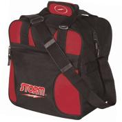 Storm Solo 1 Ball Bowling Bag- Red/Black